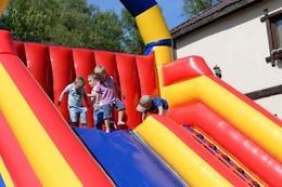 Акция «Бесплатный аттракцион для детей»