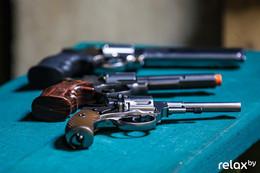 Стрельба в тире со скидкой 50 % детям, студентам, членам БРСМ