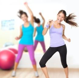Акция «При покупке абонемента на фитнес на 2 месяца скидка 20%, на 1 месяц - 10%»