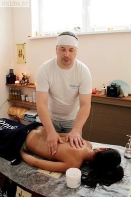 Акционные цены на массаж от Алексея Багаева