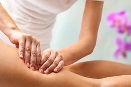 Скидка 15% на лимфодренажный массаж