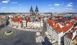 Скидка на тур «Прага - Милан - Рим - Будапешт»