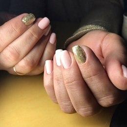 Акция «Комби-маникюр, выравнивание и покрытие ногтей Luxio всего за 30,00 рублей»