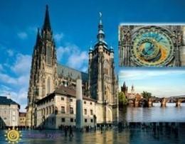 Горящий тур: Будапешт-Вена-Прага