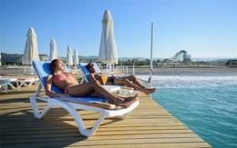 Горящий тур в Турцию (Анталия) от от 15,8 млн руб. на двоих.