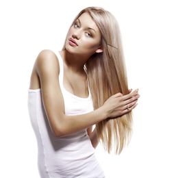 Скидка 15% на уходы за волосами