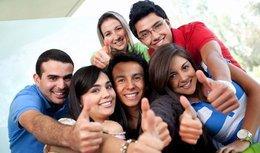 Скидка 20% для групп выходного дня по английскому языку в субботу