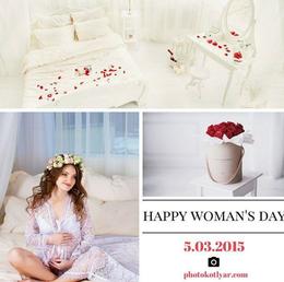 Акция на к празднику 8 марта «Фото-день»