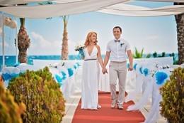 Скидка 15% на оформление свадьбы