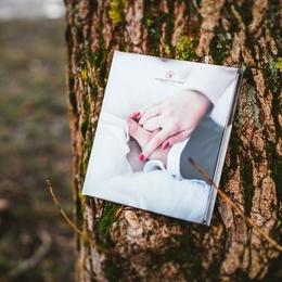 Акция «При заказе большой фотокниги - 2 минибука в подарок для родителей»
