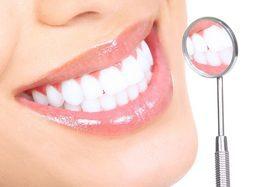 Скидка 50% на офисное отбеливание зубов