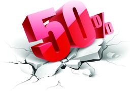 Скидка 50% на первый месяц обучения