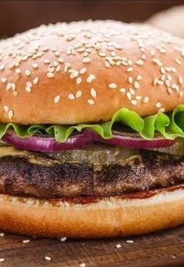 Закажи от 5 бургеров — получи картофельные дольки бесплатно