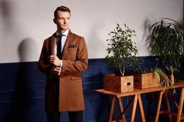 Скидки до 50% на мужские пальто и куртки