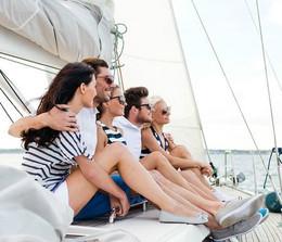 Скидка 30% на услуги яхт-клуба