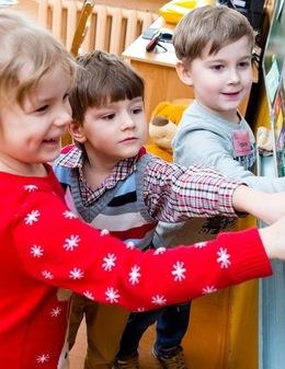 Скидка 25% при посещении занятий двумя детьми из одной семьи