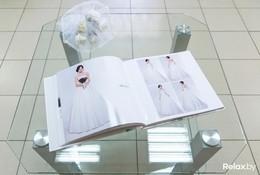 Скидки на свадебные платья.