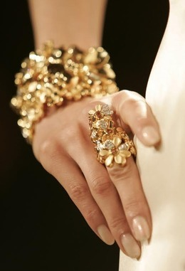 Скидка 30% на золотые украшения