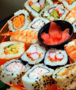 Кафе и рестораны Скидка 30% на суши на вынос До 31 мая