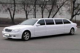 Белоснежный лимузин - бесплатно для компаний от 30 человек