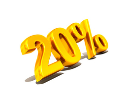 Скидка 20% при бронировании усадьбы в будние дни
