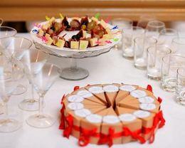Акция «При заказе банкета в День Рождения – имениннику торт в подарок»