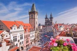 Акция на тур «Мини-Прага»