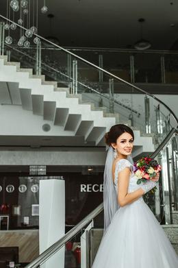 Акция при заказе свадебной съемки