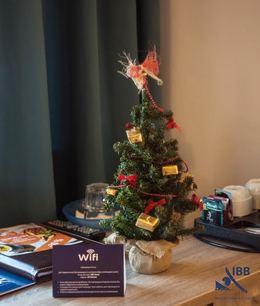 Туризм Акция «Праздничные скидки на проживание в IBB Hotel» C 24 декабря