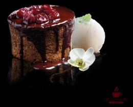 Кафе и рестораны Акция «Десерт в ланч в подарок» До 31 декабря