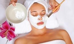 Акция «При заказе услуги уход за лицом - массаж в подарок»