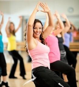 Бесплатное первое занятие в студии танцев и фитнес-клубе
