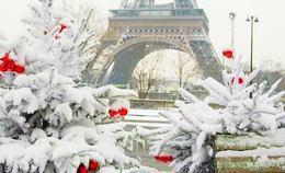 Акция «День всех Влюбленных в Париже»