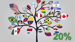 Скидка 20% на курсы иностранных языков