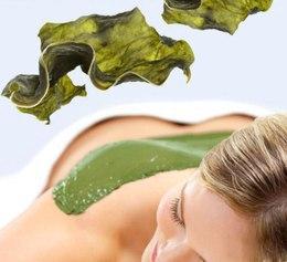 Скидка 20% на водорослевый уход «Упругость тела»