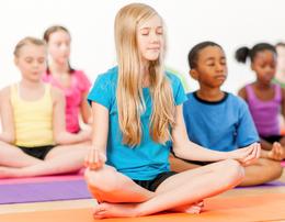 Акция в группах йоги и фитнеса для подростков «Приди с другом – получи скидку»