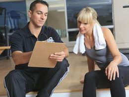 Акция «Купи абонемент - получи персональную тренировку бесплатно»