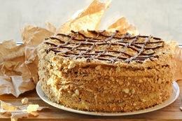 Кафе и рестораны Акция «Каждому имениннику торт в подарок» До 31 декабря