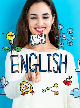Английский интенсив 1.5 месяца! Скидка 10% при записи за 2 недели до занятий