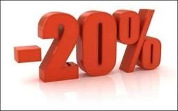 Стоимость аренды дома в будние дни ниже на 20%