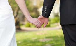 Акция «Жених и невеста»