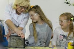 Детям Акция «Приведи друга и получи скидку на научный лагерь 5%» До 16 июня