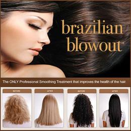 Выпрямление волос Brazilianblowout со скидкой 15%