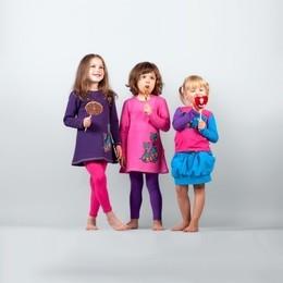 Скидка 10% на детскую одежду