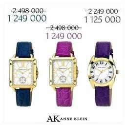 Скидка до 50% на стильные часы