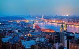 Будапешт с вылетом из Минска на двоих 24,8 млн.руб