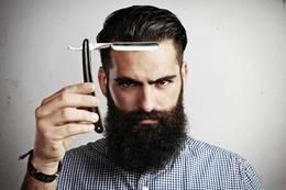 Акция «Опасное бритье всего за 15 руб. вместо 40 руб.»
