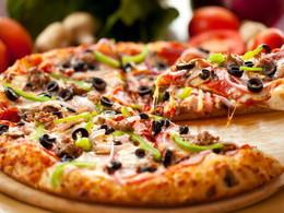 Скидка 10% на пиццу на вынос
