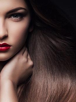 Скидка 50% на коррекцию и окрашивание бровей при окрашивании волос