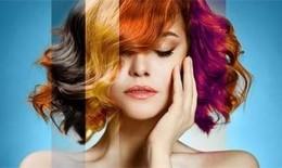 Скидка 25% на любой вид окрашивания волос